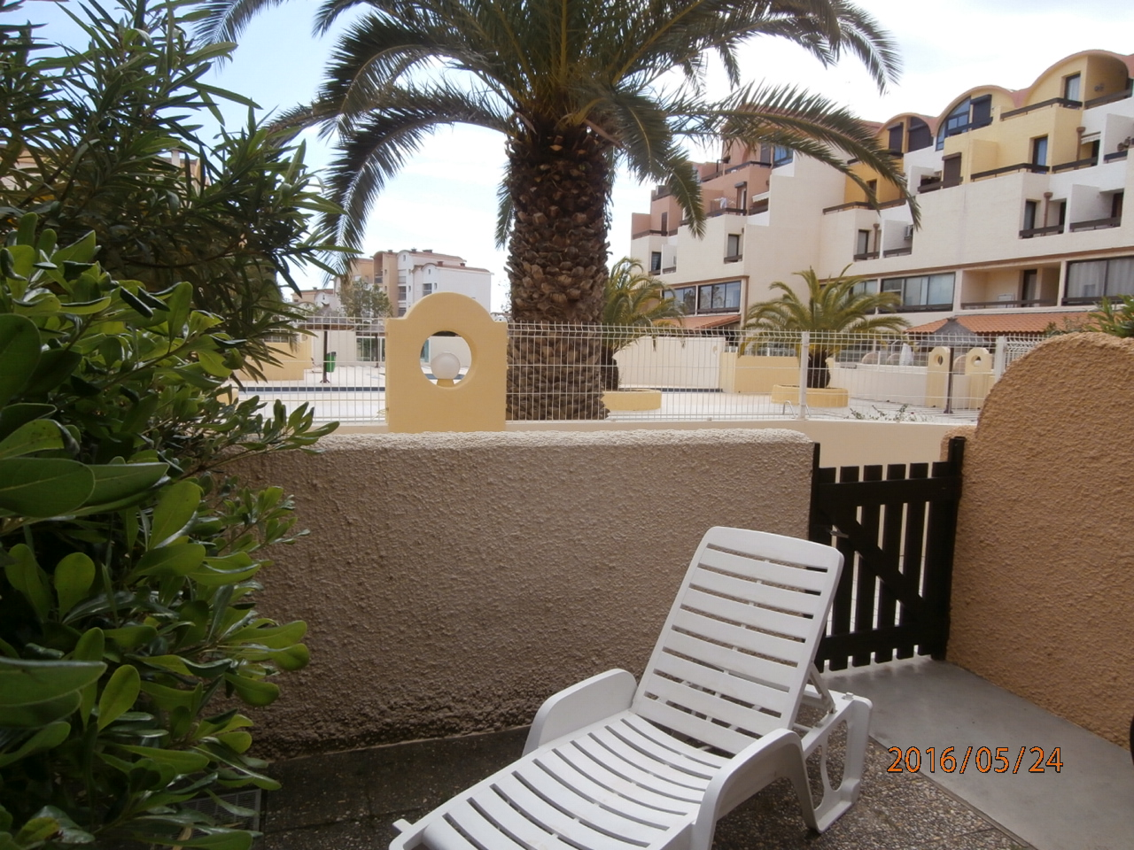 Gruissan appart st alcove 4 personnes for Appart hotel 4 personnes