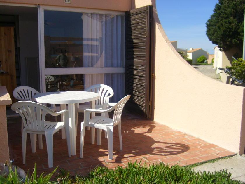 Port leucate villa t2 magnifique vu mer pkg agence du soleil location immobili re port - Agence immobiliere port leucate ...