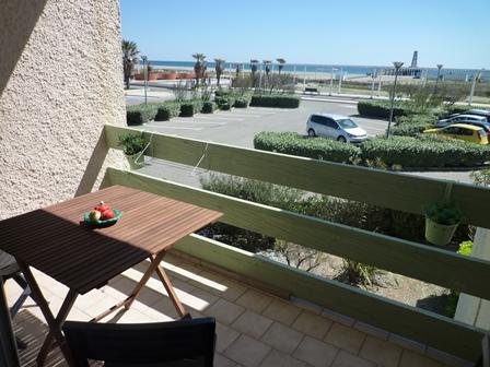 Port leucate studio cabine piscine en 1 re ligne pkg agence du soleil location - Agence du port port leucate ...