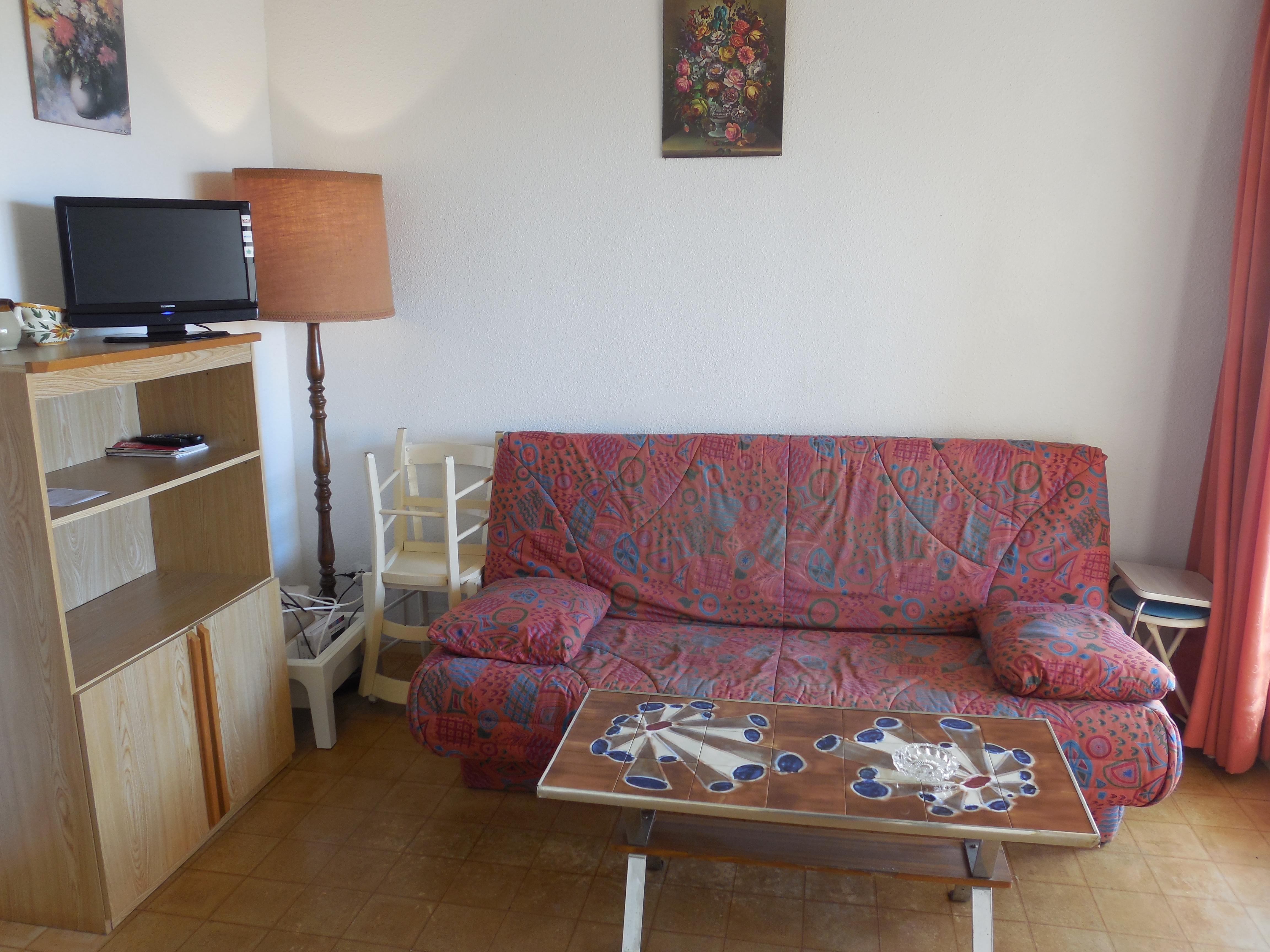 narbonne plage appart t2 cabine agence du soleil location immobili re narbonne plage. Black Bedroom Furniture Sets. Home Design Ideas
