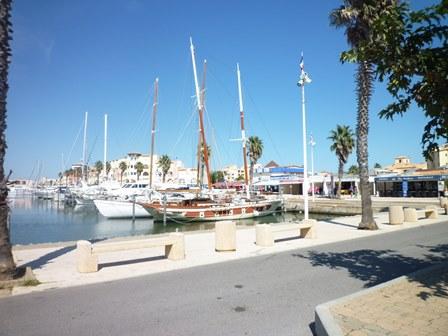 Port leucate appartement t2 alcove pkg s curis agence du soleil location immobili re - Agence du port port leucate ...