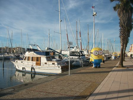 Port leucate appart t2 terrasse ensoleill e pkg agence du soleil location immobili re - Agence immobiliere port leucate ...