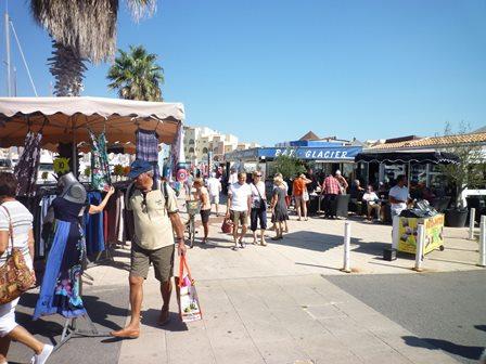 Port leucate appart t2 alcove confortable pkg agence du soleil location immobili re port - Agence du port port leucate ...