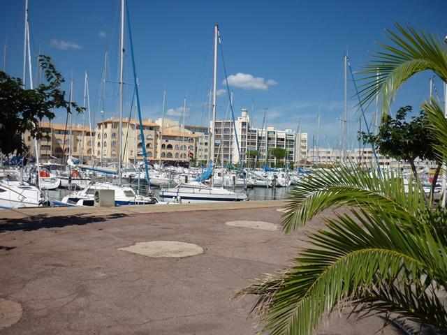 Port leucate appart t3 spacieux patio pkg agence du soleil location immobili re port leucate - Agence du port port leucate ...